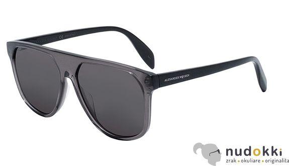 slnečné okuliare Alexander McQueen AMQ0146S 001