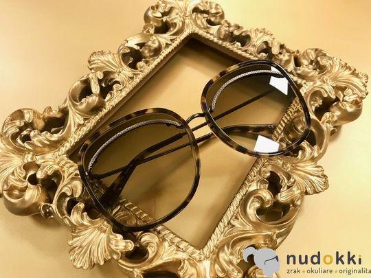 slnečné okuliare Bottega Veneta BV0138S 003