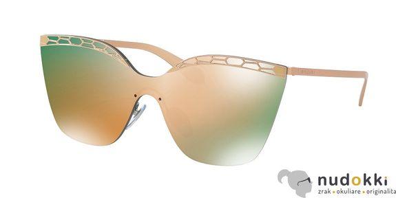 slnečné okuliare BVLGARI BV 6093 20144Z
