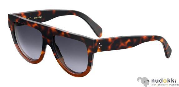 slnečné okuliare CELINE CL 41026/S 233-HD