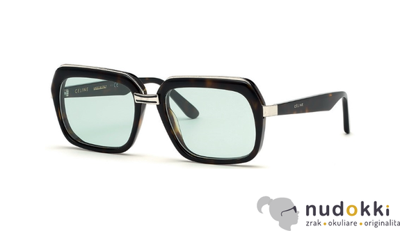slnečné okuliare CELINE CL40050U 52N