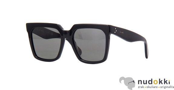 slnečné okuliare CELINE POLARIZED