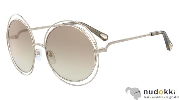 slnečné okuliare Chloe CE114SD 777