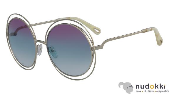 slnečné okuliare Chloe CE114SD 814