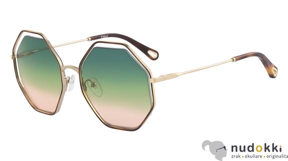 slnečné okuliare Chloe POPPY CE132S 262