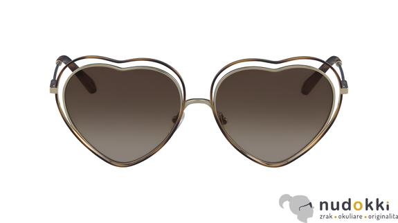 slnečné okuliare Chloe POPPY LOVE CE131S 213