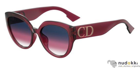 slnečné okuliare CHRISTIAN DIOR DDIORF LHF/VC