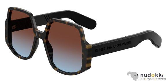 slnečné okuliare CHRISTIAN DIOR DIORINSIDEOUT1 086/YB