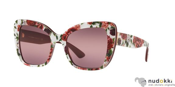 slnečné okuliare Dolce Gabbana DG4348 3194W9
