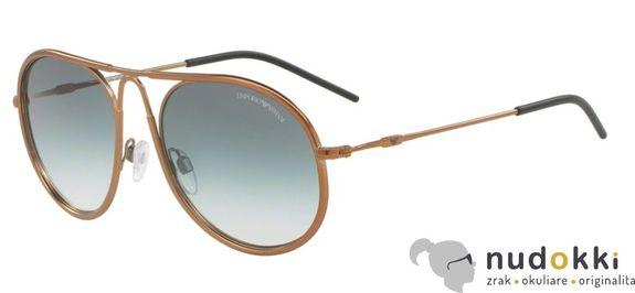 slnečné okuliare Emporio Armani EA 2034 31578E
