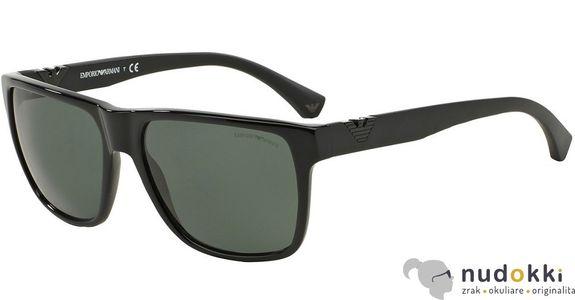 slnečné okuliare Emporio Armani EA 4035 501771