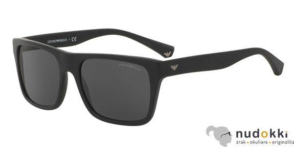 slnečné okuliare Emporio Armani EA 4048 504287