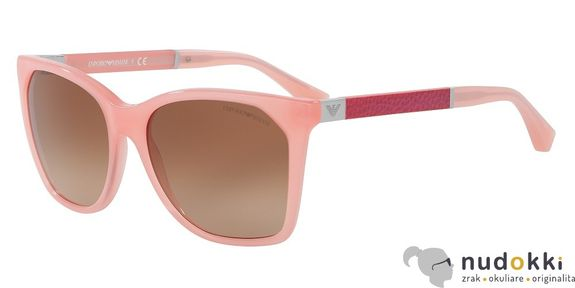slnečné okuliare Emporio Armani EA 4075 550713