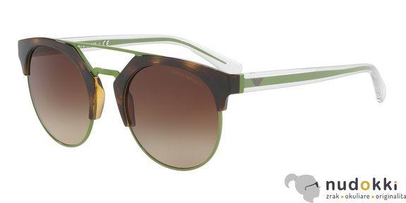 slnečné okuliare Emporio Armani EA 4092 502613
