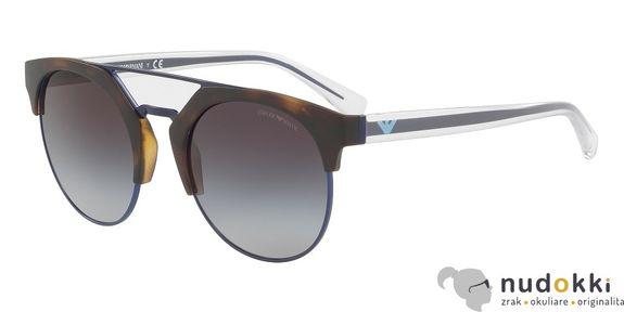 slnečné okuliare Emporio Armani EA 4092 50898G