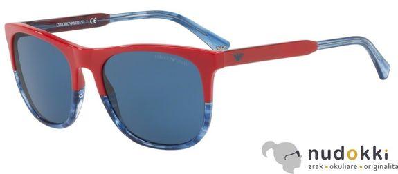 slnečné okuliare Emporio Armani EA 4099 557380
