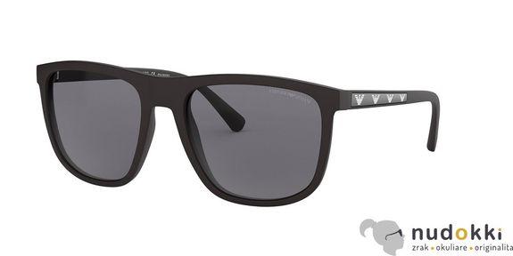 slnečné okuliare Emporio Armani EA 4124 573381 POLARIZED