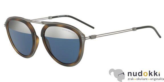 slnečné okuliare Emporio Armani EA2056 30031X
