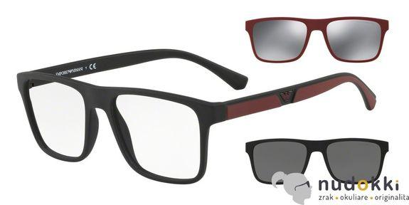 dioptrické okuliare Emporio Armani EA4115 50421W