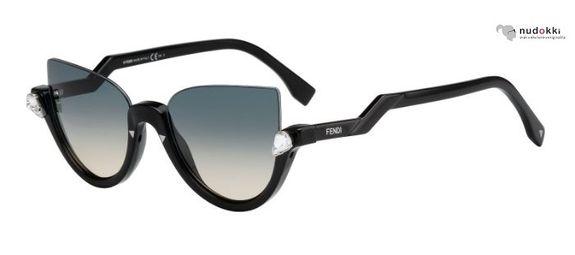 slnečné okuliare Fendi BLINK FF 0138 29AIE