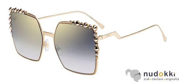 slnečné okuliare Fendi Can Eye FF 0259 J5G/FQ