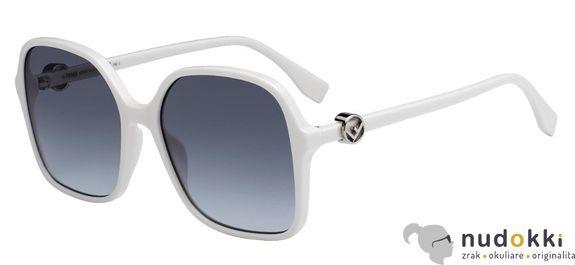 slnečné okuliare Fendi F IS FF 0287 VK6/GB
