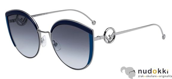slnečné okuliare Fendi F IS FF 0290/S PJP/GB