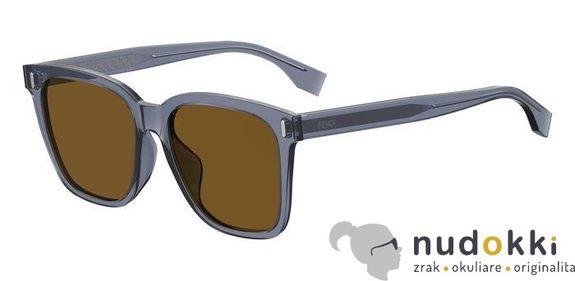 slnečné okuliare Fendi FENDI FF M0053FS S05/70