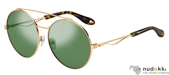 slnečné okuliare Givenchy GV 7048 DDB-EL