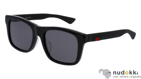 slnečné okuliare Gucci GG 0008S 001