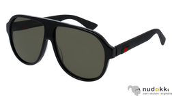slnečné okuliare Gucci GG 0009S 001 09598dfb4f6