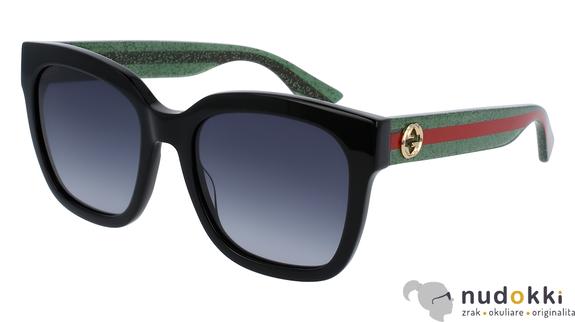 slnečné okuliare Gucci GG 0034S 002