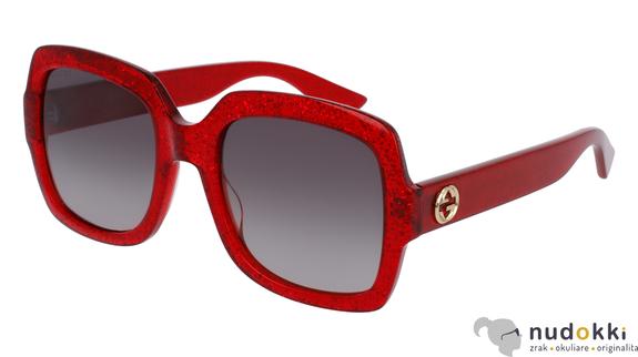 slnečné okuliare Gucci GG 0036S 005
