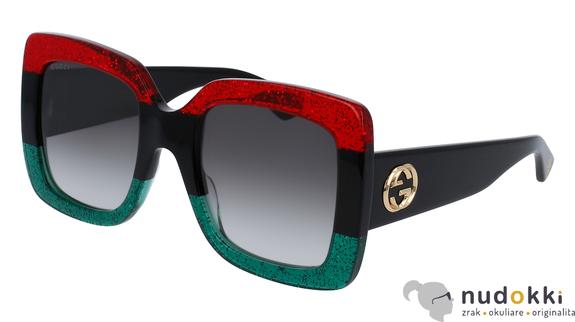 slnečné okuliare Gucci GG0083S 001