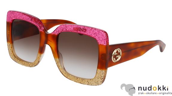 slnečné okuliare Gucci GG 0083S 002