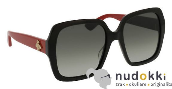 slnečné okuliare Gucci GG 0096S 001