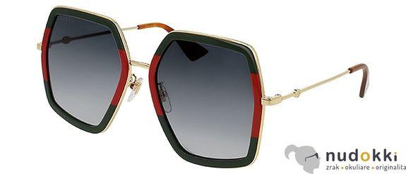 slnečné okuliare Gucci GG 0106S 007