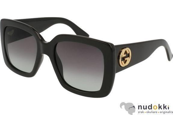 slnečné okuliare Gucci GG 0141S 001