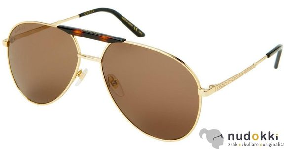 slnečné okuliare Gucci GG 0242S 002