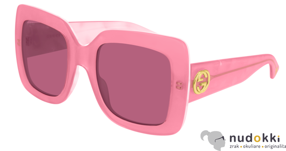 slnečné okuliare Gucci GG0083S 004
