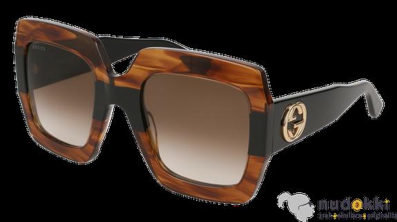 slnečné okuliare Gucci GG0178S 003