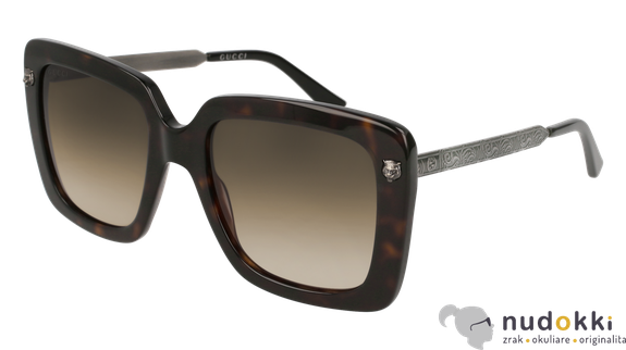 slnečné okuliare Gucci GG0216S 002