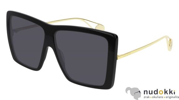 slnečné okuliare Gucci GG0434S-001