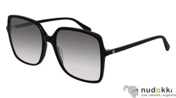 slnečné okuliare Gucci GG0544S 001