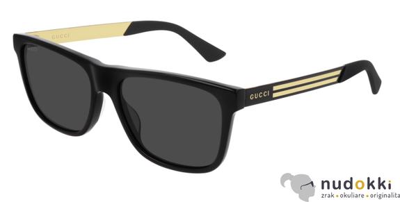 slnečné okuliare Gucci GG0687S 002