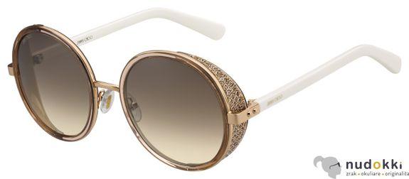 slnečné okuliare JIMMY CHOO ANDIE N/S 1KH