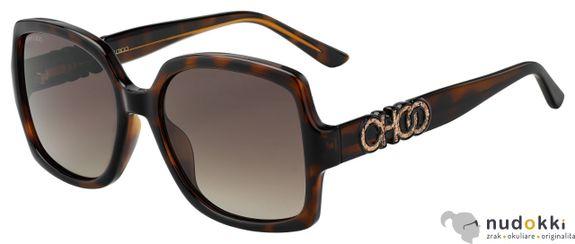 slnečné okuliare JIMMY CHOO SAMMI/G/S 086/HA