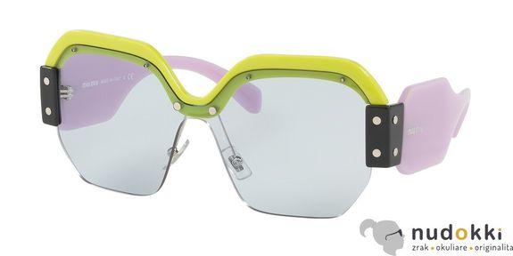 slnečné okuliare Miu Miu MU 09SS VIV4Q2