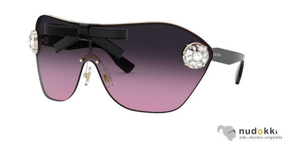 slnečné okuliare Miu Miu MU68US 143153