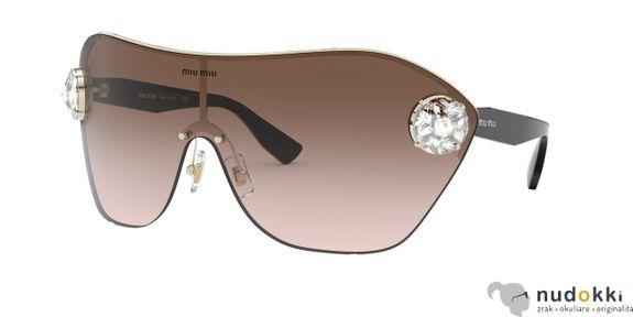 slnečné okuliare Miu Miu MU68US ZVN0A6